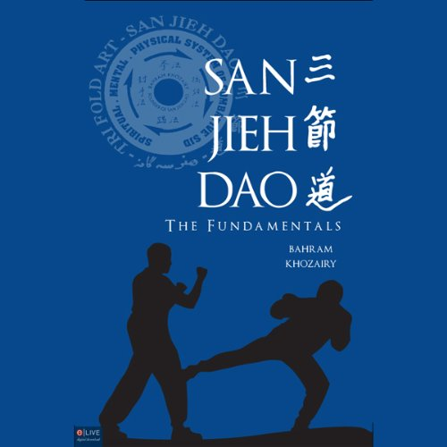 San Jieh Dao audiobook cover art