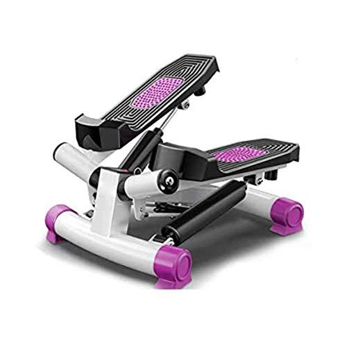 ZLQBHJ Máquinas de Step, Mini Máquina de pérdida de Peso de la máquina Equipo de Aptitud física Máquina de Pedal multifunción Pérdida de Peso Stepper