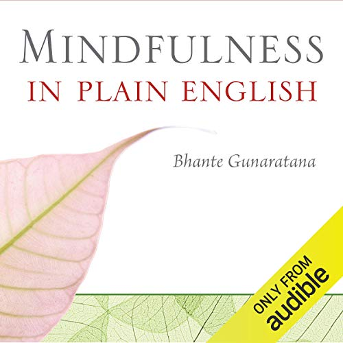 Page de couverture de Mindfulness in Plain English
