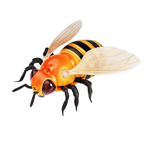 STOBOK Fliegendes Spielzeug Biene mit Fernbedienung Weihnachten Geschenk für Kinder