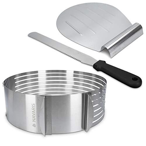 KW-Commerce -  Navaris Torten Set