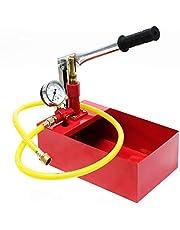 Water Line Verwarming Zonnestelsel Lekkage Druk Test Hand Pomp 25 bar Tester Tool
