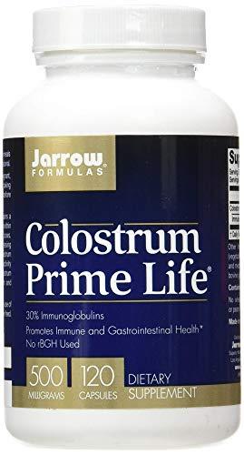 Jarrow Formulas - Colostrum Prime Life 500 mg - 120 Capsules
