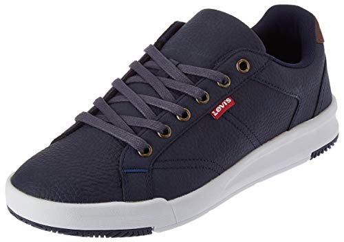 LEVIS FOOTWEAR AND ACCESORIAS COGSWELL - Zapatos para hombre, Marina, 42