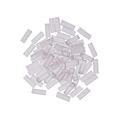 Bosch 2608002004 Mini Sticks 70tlg. (Transparente Klebesticks, Zubehör für Heißklebestift Gluey)