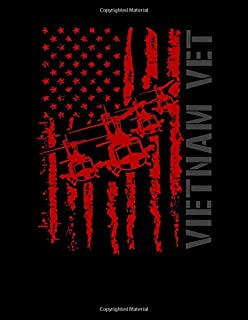 Vietnam Vet: Armed Forces Journal Diary Composition Book