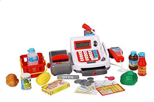 Siva 269390 kassa elektrisch met scanner