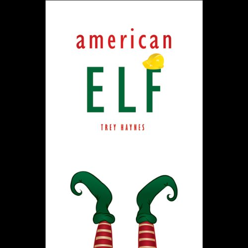 American Elf audiobook cover art