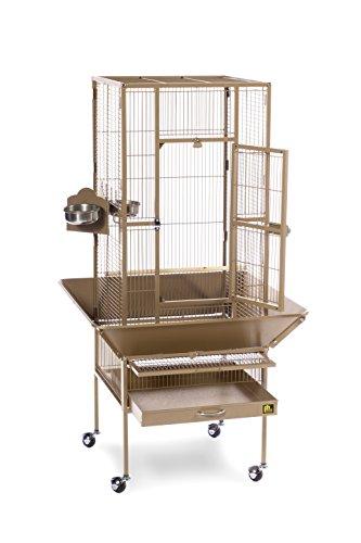 Prevue Pet Products 3351COCO Park Plaza Bird Cage, Coco Brown