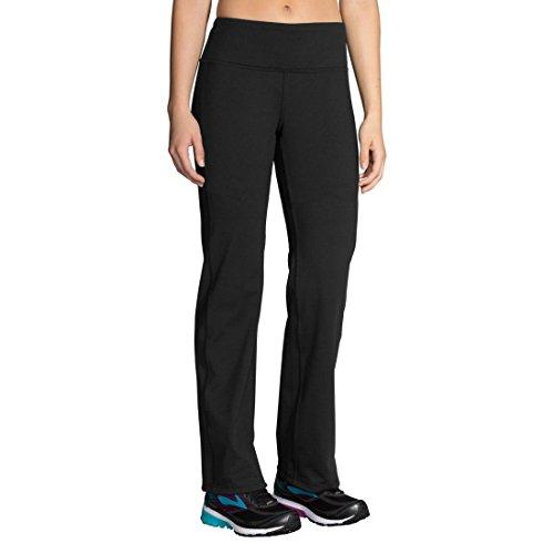 Brooks Women's Threshold Pant, Black, Small