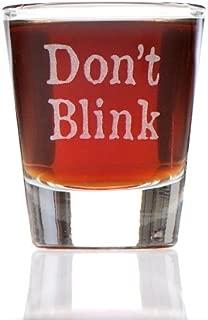 Don't Blink: Dr. Who Inspired Shot Glass