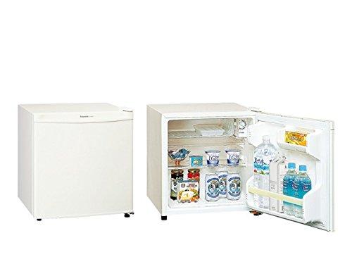 Panasonic1ドア冷蔵庫45L直冷式オフホワイトNR-A50W-W