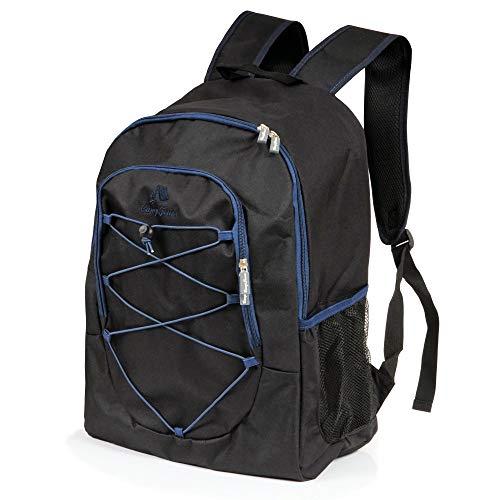 CampFeuer koelrugzak, koelrugzak, koeltas, groot, waterdicht, ultralicht, voor dames en heren, coole tas voor BBQ, camping, picknick, wandelen, werk