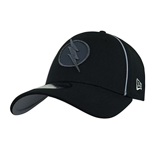 Flash Zoom Reflective Armor 39Thirty Fitted Hat- Large/XLarge Black