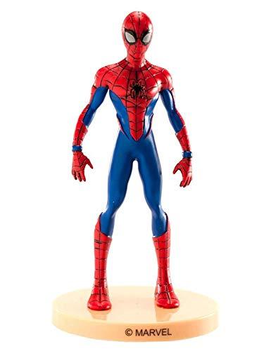 Generique - Spiderman -Figur aus Kunststoff 9cm