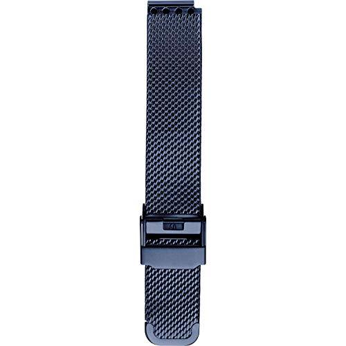 BERING Unisex Erwachsene Edelstahl Uhrenarmband PT-15531-BMLX
