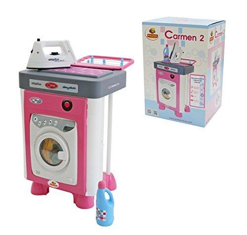Polesie Carmen Little Waschmaschine Spielzeug