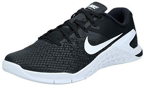 Nike Metcon 4 Xd Mens Bv1636-001 Size 10.5 Black/White