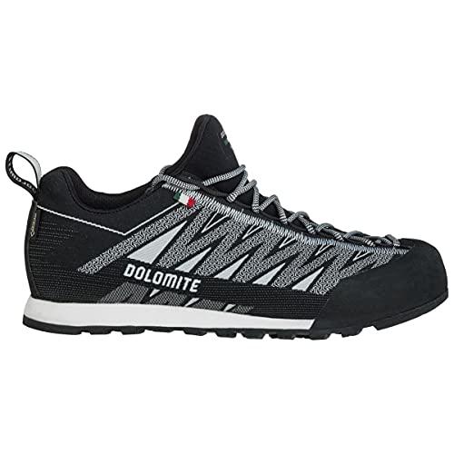 Dolomite Unisex Zapato Velocissima GTX Leichtathletik-Schuh, Schwarz, 44.5 EU thumbnail