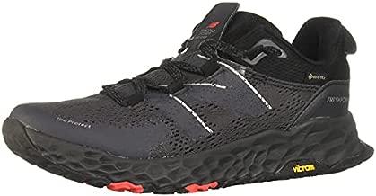 New Balance Men's Fresh Foam Hierro V5 Trail Running Shoe, Black/Black, 10