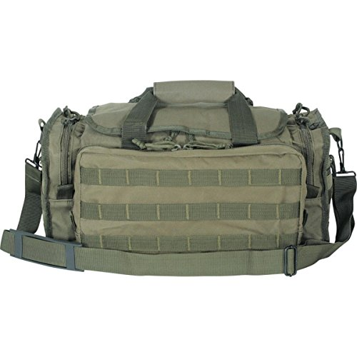 VooDoo Tactical Range Responder Bag, Olive Drab Green