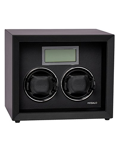 Modalo Safe system MV3 Watch Winder for automatic 5502113 2 Case Cover Black