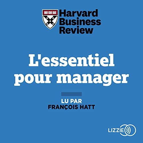 Couverture de L'essentiel pour manager