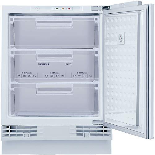 Siemens IQ-500 GU15DAFF0G Integrated Under Counter Freezer with Fixed Door Fixing Kit