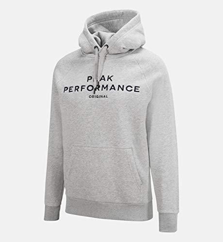 Peak Performance Herren Hoodie grau S