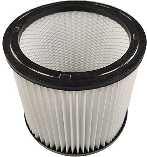 Filtro Universal lavable SpareHome compatible con aspiradores Einhell, Metabo, Parkside, Fam, Nevac, Tarringtonn