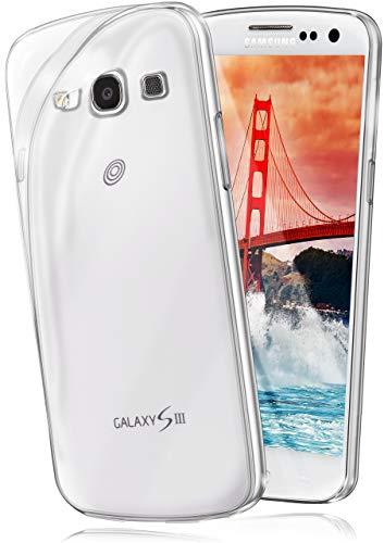 MoEx® AERO Case Transparente Handyhülle kompatibel mit Samsung Galaxy S3 / S3 Neo | Hülle Silikon Dünn - Handy Schutzhülle, Durchsichtig Klar