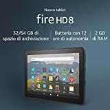 Zoom IMG-1 nuovo tablet fire hd 8