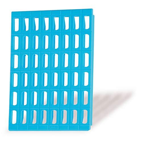Pujadas P7629 Regal, Aluminium und Polypropylen, 1/1 Gn, 325 x 555 mm