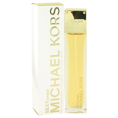 Michael Kors Sexy Amber by Michael Kors Eau De Parfum Spray 3.4 oz for Women - 100% Authentic
