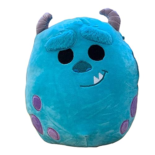 Squishmallows Official Kellytoy Disney Characters Squishy Soft Stuffed Plush Toy Animal (5 Inches, Sully)
