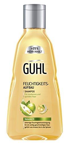 Guhl Feuchtigkeits-Aufbau Shampoo, 1er Pack (1 x 250 ml)