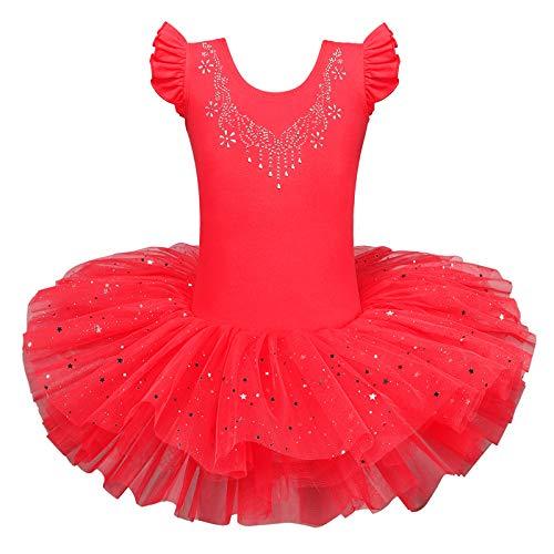 Falda Roja  marca ZNYUNE