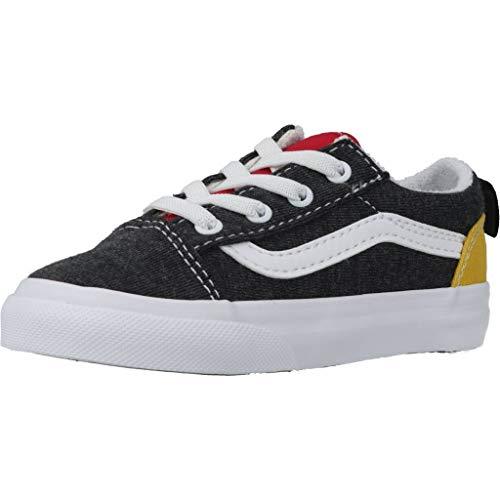 Vans Zapatillas Old SKOOL Elastic L para Niños