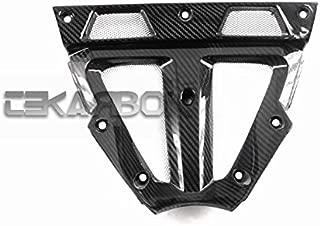 Tekarbon, Replacement for V Panel, KTM RC8 (2012-2015), Carbon Fiber, 2x2 Twill Weave