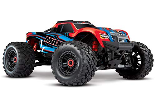 Traxxas 1:10 MAXX RTR TSM SR VXL 4S Brushless Monstertruck RotX
