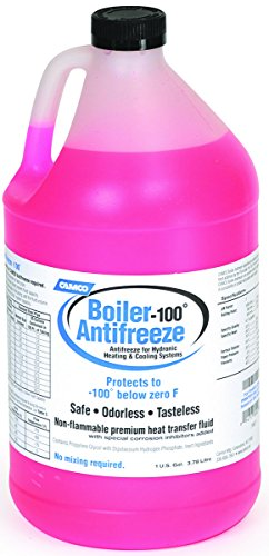 Camco Mfg Gal Boiler Antifreeze (Pack of 6) 30027 Auto Anti-Freeze