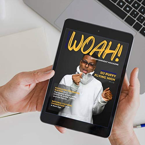 WOAH! ENTERTAINMENT MAGAZINE (English Edition)