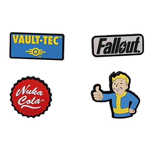 Fallout Rubber Patch Set