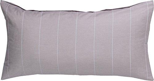 Lorena Textil Monaco Kissen Baumwolle (beige, 40 cm x 80 cm)