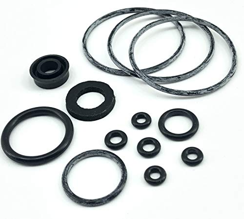 Cressi SL Star Pneumatic Speargun Replacement O-Ring Kit for Spearfishing, Freediving and Scuba Diving