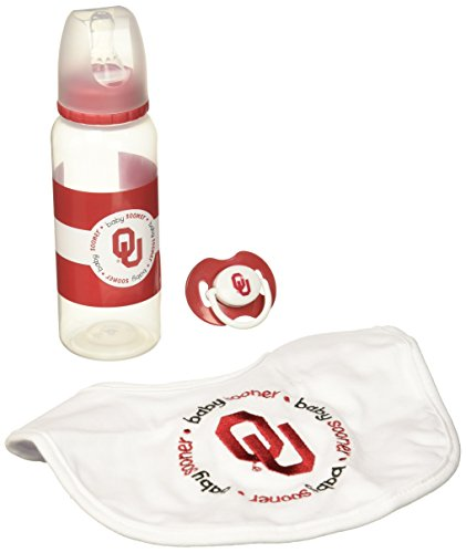 Baby Fanatic Gift Set,University of Oklahoma
