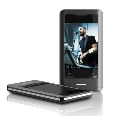 """Coby 2.8"""" Video MP3 Player 4GB"""