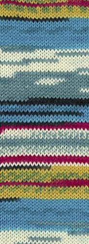LandLust die Sockenwolle 406 - Wellen