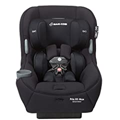 Extended weight range keeps children safely harnessed longer: 5 to 40 pounds rear facing and 22 to 85 pounds forward facing The only harnessed convertible car seat rated to 85 pounds (as of November 2016) ClipQuik auto magnetic chest clip gets you on...