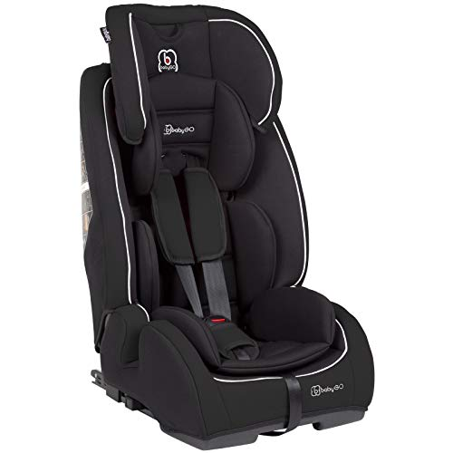 babyGo Freefix black Kinderautositz Isofix 9-36 kg | 2401